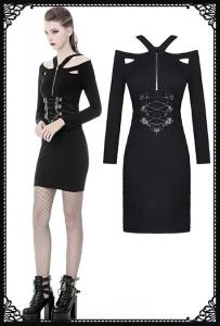 Dark In Love Eva Dress