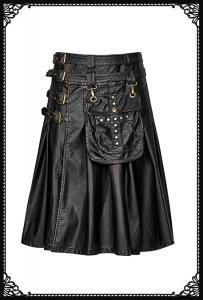 Punk Rave Night Punisher Kilt